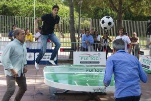 Nowa rozrywka młodych piłkarzy Barcelony