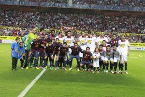 Ciekawostki z meczu Sevilla – FC Barcelona