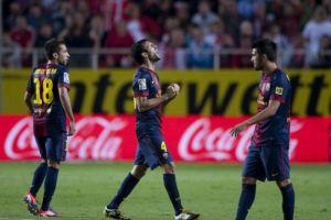 Oceny za mecz z Sevillą