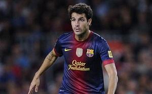 Cesc: Wembley jest dużą częścią historii Barçy
