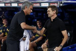 Mourinho i Tito Vilanova, twarzą w twarz na szczycie UEFA
