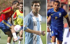 Messi, Alves i Montoya, najczęściej wykorzystywani podczas przerwy FIFA