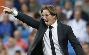 Anquela: Podpisałbym zgodę na remis na Camp Nou