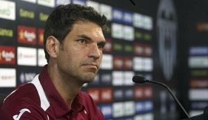 Konferencja trenera Valencii przed spotkaniem z FC Barceloną