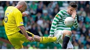Celtic Glasgow jedynie remisuje z Hibernian