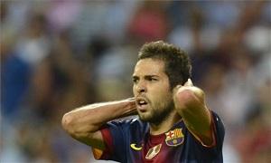 Ani Alba ani Villa nie zagrali od początku z Valencią