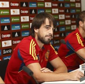 Beñat Etxebarría: Iker i Xavi są przykładem do naśladowania