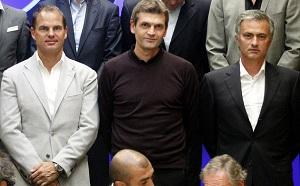 Mourinho i Vilanova razem na oficjalnym zdjęciu