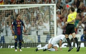 Jeden mecz zawieszenia dla Adriano