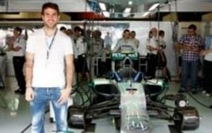 Rosberg wyzywa Ceska na pojedynek