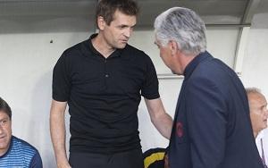 """Ancelotti uważa Barçę za """"słabszą"""""""