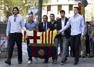 Barça weźmie udział w obchodach Narodowego Dnia Katalonii