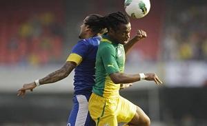 Brazylia pokonuje RPA