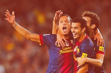Komplet punktów po trudnym meczu: Barcelona 1-0 Valencia