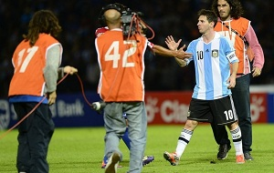 Messi: To jest niewiarygodne