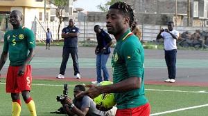 Kamerun przegrywa z Republiką Zielonego Przylądka
