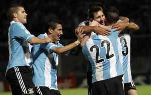 Gago: Messi jest plusem, którego nie ma żadna inna reprezentacja