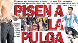W Peru czekają na Messiego