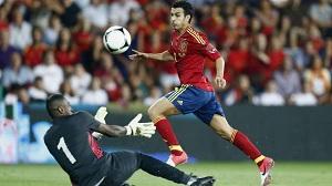 Najlepszy start Pedro