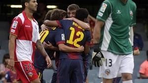 Barça B z drugim wynikiem bramkowym w Segunda División