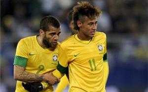 "Alves przypomina ""przypadek Messiego"""