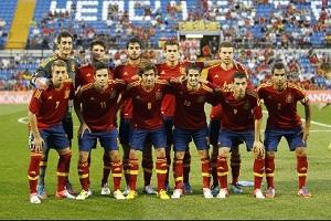 Hiszpania U21 gromi Chorwację