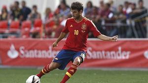 Hiszpania wygrywa z Gruzją
