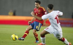 Piqué i Xavi zagrali najwięcej w La Roja