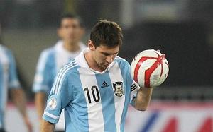 Messi: Nic nas nie usprawiedliwia