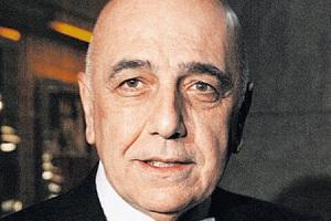 Galliani: Barça i Madryt są z innej planety