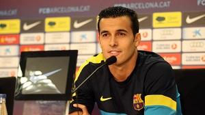 Konferencja prasowa Pedro