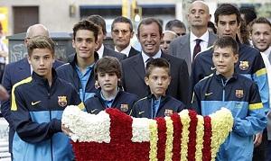 Rosell: Jeśli Katalonia uzyskałaby niepodległość, Barça pozostanie w La Liga