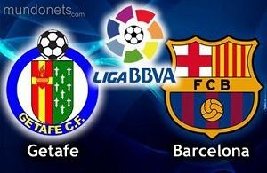 Statystyki: Getafe 1-4 FC Barcelona