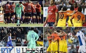 Barça Tito silniejsza na terenie przeszłych pogromców