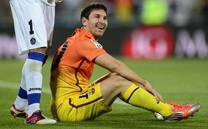 Messi 6-5 Real Madryt