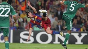 Udane debiuty na Camp Nou w Lidze Mistrzów