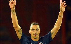 Ibrahimović: Aby dobrze grać, muszę być szalony