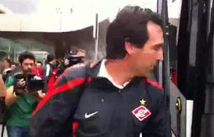 Spartak Moskwa jest już w Barcelonie
