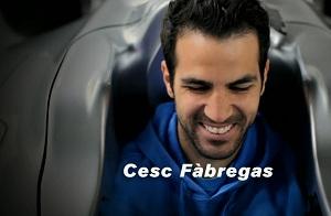 Cesc Fàbregas i Formuła 1
