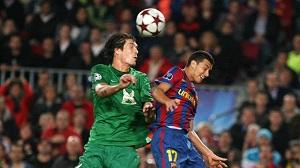 Barça vs Spartak: Czy wiesz, że…
