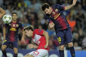 Messi: Wielka szkoda, że mamy tylu kontuzjowanych