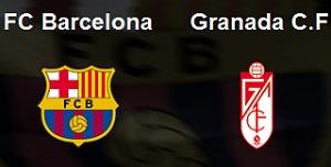 Statystyki: FC Barcelona 2-0 Granada