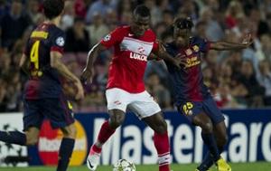 Spartak wygrywa w lidze