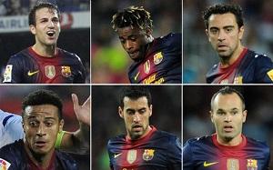 Barça: Maszyna w stałej rotacji