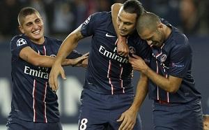 Ibrahimović rzuca wyzwanie Messiemu