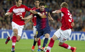 Jak grali rywale FC Barcelony z Ligi Mistrzów?