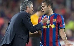 Dani Alves: Nie życzę nic złego Mourinho
