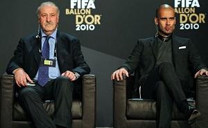 Guardiola i Del Bosque ponownie przed Mourinho