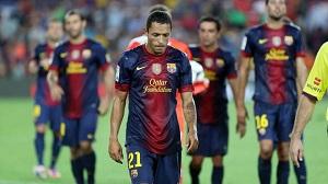 Kadra na Sevillę bez Adriano