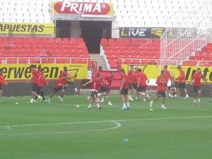 Kadra Sevilli na mecz z FC Barceloną